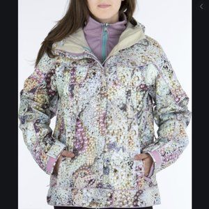 """686 pearly """"Smarty Loot"""" 3-in-1 winter jacket"""